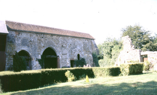 Chapelle du Temple de Coulours